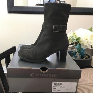 La Canadienne Kian Boots - size 6.5